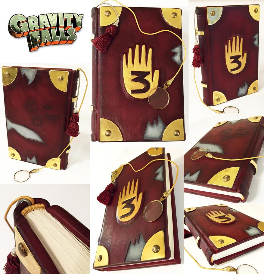 Gravity Falls Journal by BCcreativity