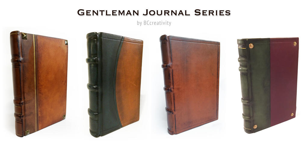 Gentleman-Journal-Series by BCcreativity