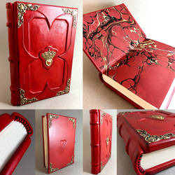Queen of Hearts Journal by BCcreativity
