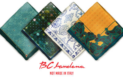 BCbandana Pocket Squares by BCcreativity