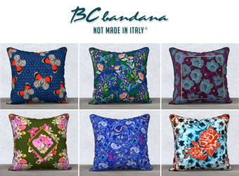 Spring Pillow Cases by BCcreativity