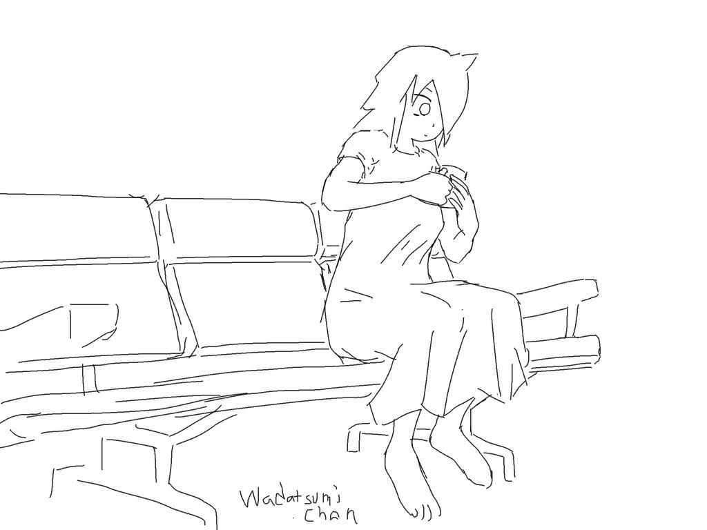 Tomoko by Wadatsumi-chan