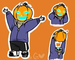 Pumpkin by 6AgentGG9
