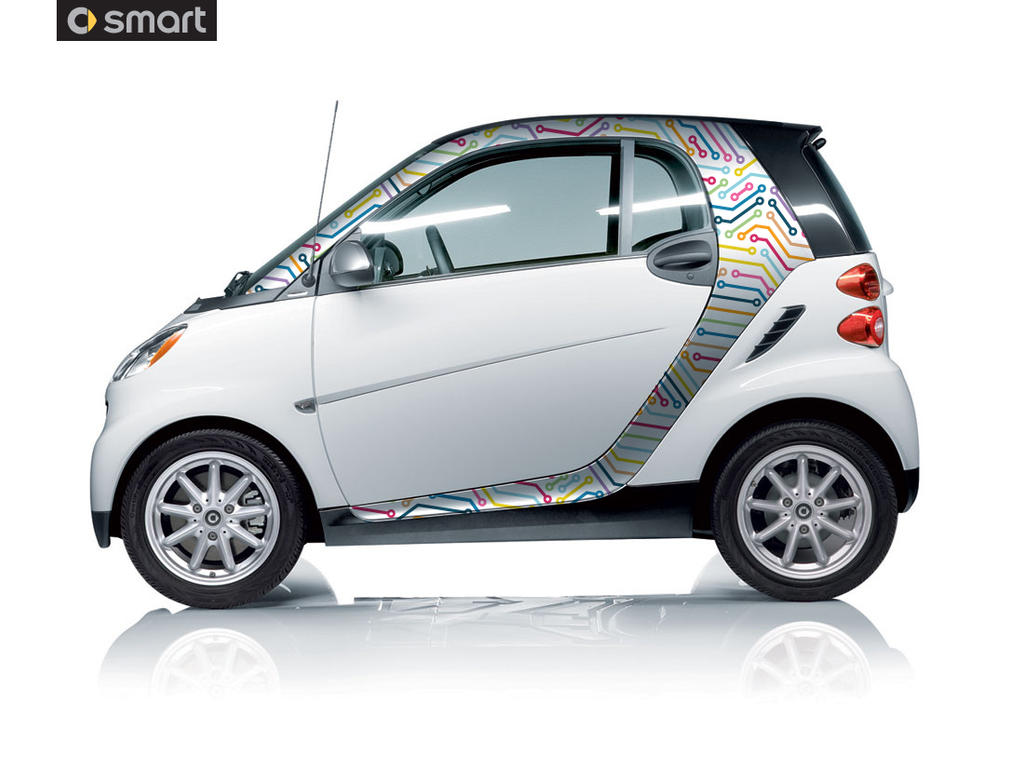 Smart Car Wrap Template Stef Marcinkowski Graphic Design – Smart Car Wrap Template