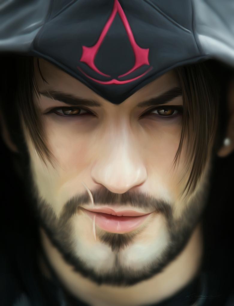 Ezio by Rigozoolook