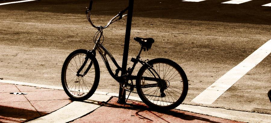 Bicycle by Artful Krayons