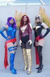 Marvel Girls do it Best