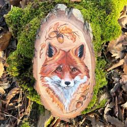 Trickly fox