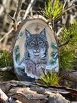 Lynx by NatureArtJulia