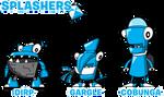 MxlsOCs - Series 2 Splashers