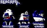 Mxls - OC Seacaps