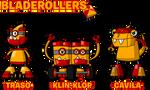 Mxls - OC Bladerollers