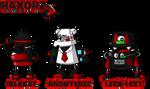 MxlsOCs - Series 9 Haxorz