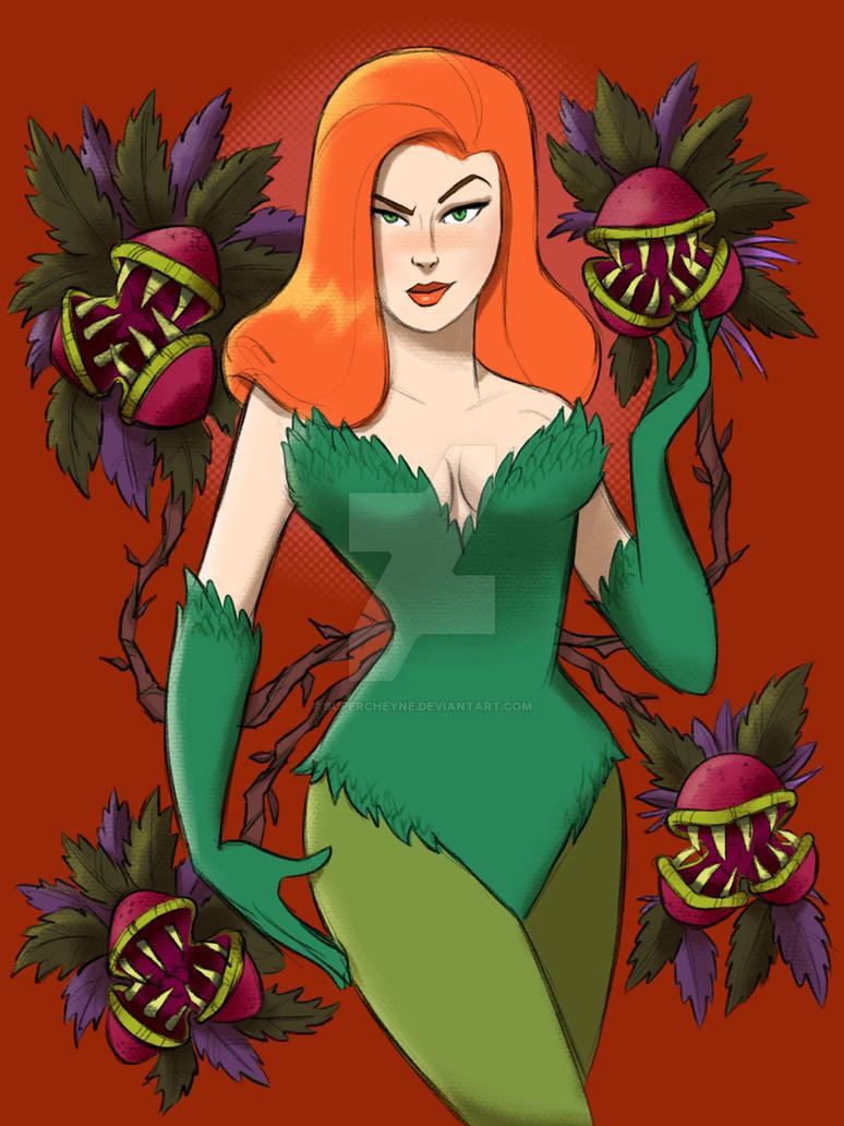 Poison Ivy by supercheyne