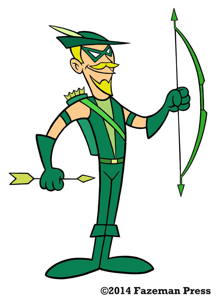 Arrow by yakkingwithfaze
