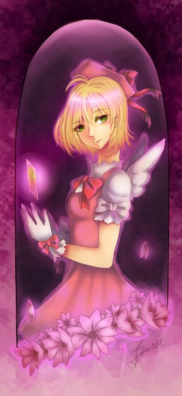 Dark Sakura by Black-Quose