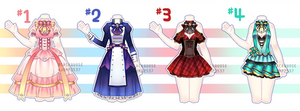 [CLOSED] Outfit Adoptable#3