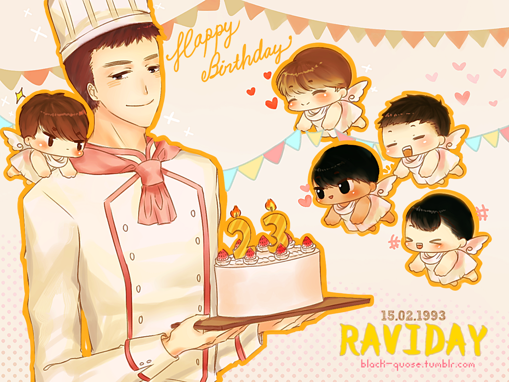 Raviday happy ravi's dayblack-quose on deviantart