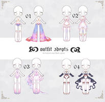 [closed] Outfit Adoptable #12 | Set Price
