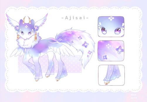 [closed] Ajisai Guardier Adopt   set price
