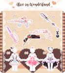 [OPEN] Alice in Wonderland (?) Adopts | set price