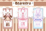 [closed] Bearkery Outfit Adopt #18 | set price