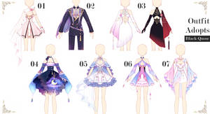 [closed] Outfit Adoptables #26 | set price