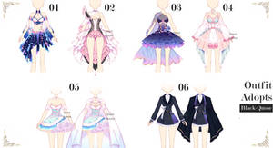 [closed] Outfit Adopts #28 | set price
