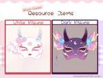 Item 08: Kitsune Mask