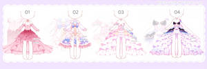[closed] Outfit Adopts #29 | set price