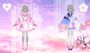[Closed] Outfit Adopts #39   auction