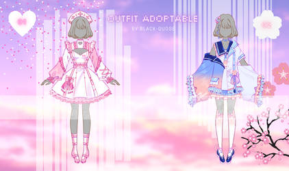 [Closed] Outfit Adopts #39 | auction