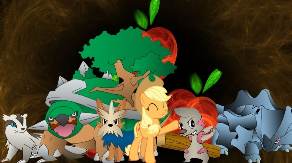 applejack_s_pokemon_team_by_shadowblazer