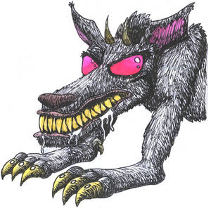 Dogmonsterthing