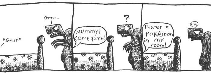 Ink Monster's First Job