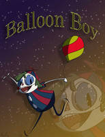 Balloon Boy Splash Page by Nightmares4Breakfast