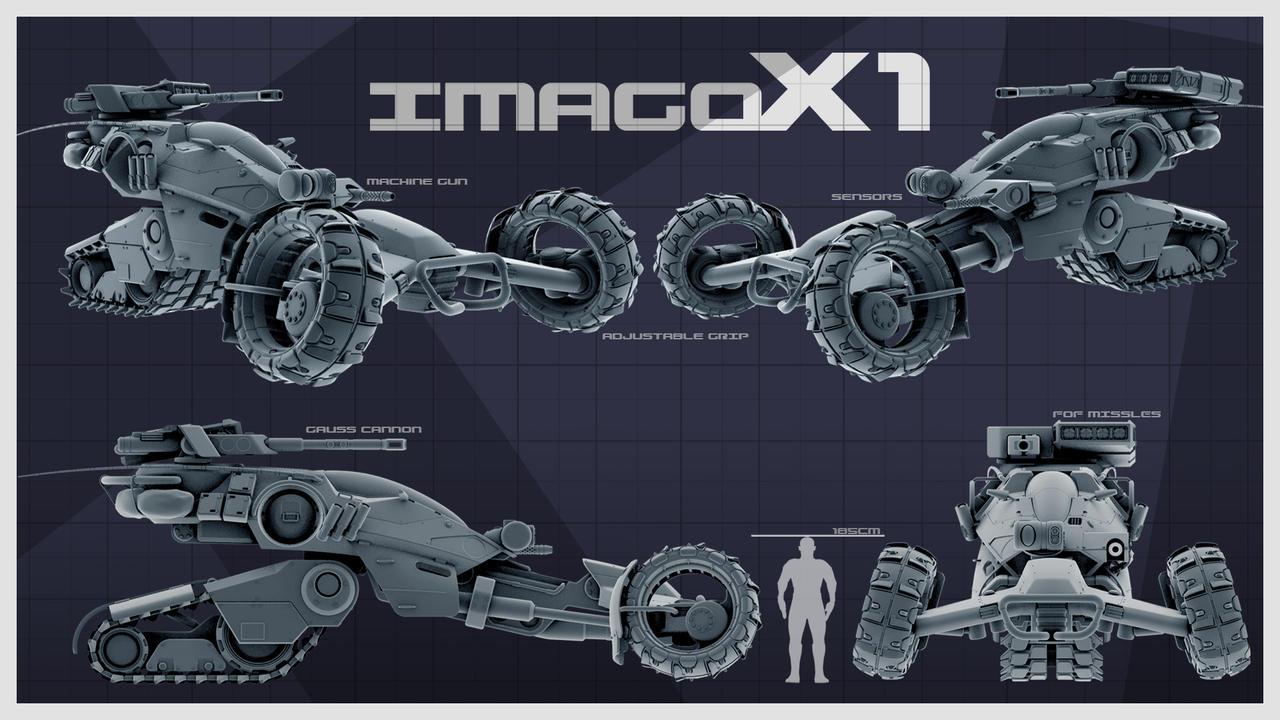IMAGO X1 by NovA29R