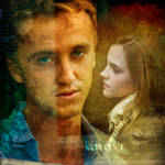 Ghost- Dramione Blend