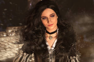 Yennefer by ClaireSea