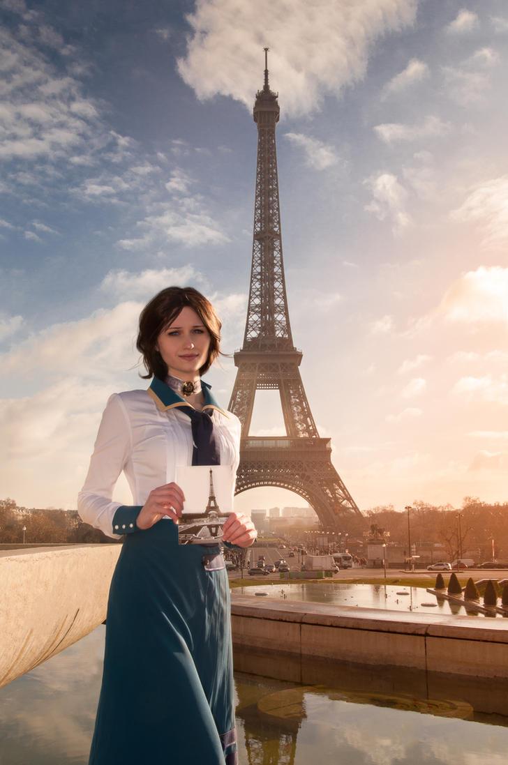 Elizabeth Paris by Svetlana8