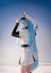 Esdeath Cosplay