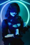 Elizabeth as 2B Nier Automata by Claire Sea
