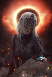 Fire Keeper - Dark Souls III Cosplay