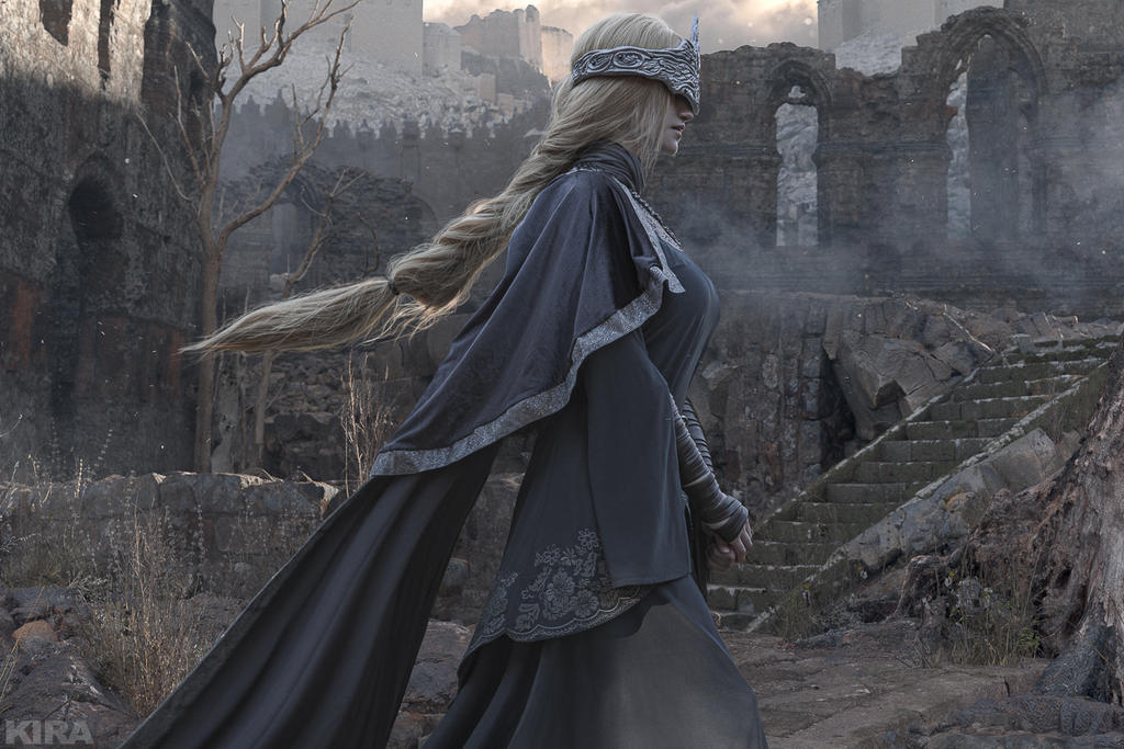 Becoming of Fire Keeper - Dark Souls 3