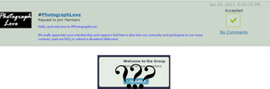 SUGGESTION: Groups - Welcome Message? by StudioLoftMedia