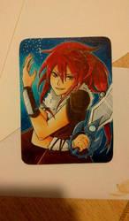 Kakao Card by Mokota-Yuuago