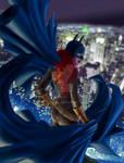 Batgirl Color Entry 1