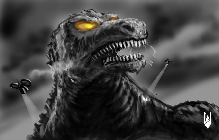DSC 130218 - Godzilla by Cyberborg