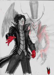Joker by Cyberborg
