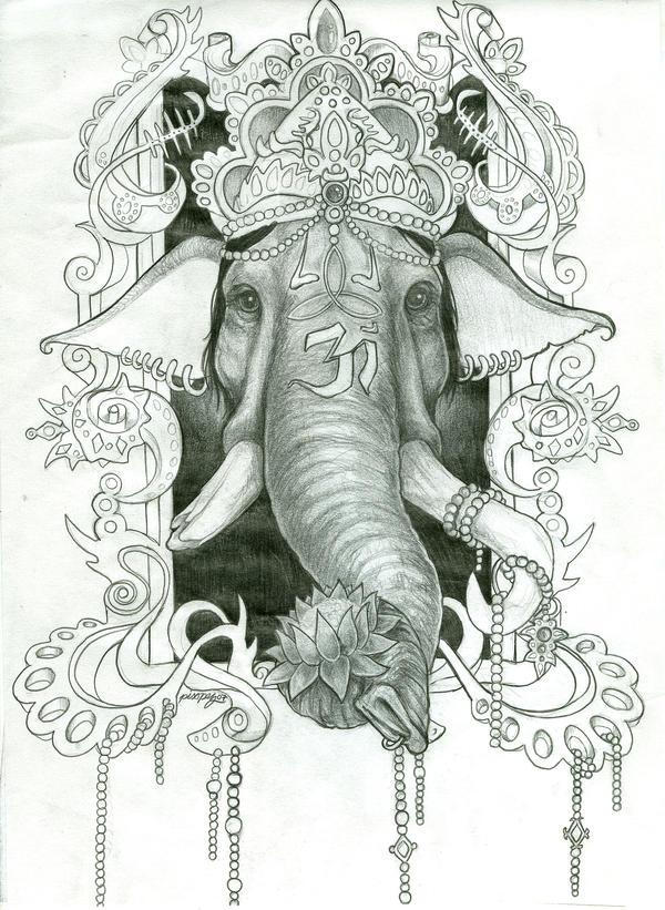 Ganesh by pisopez